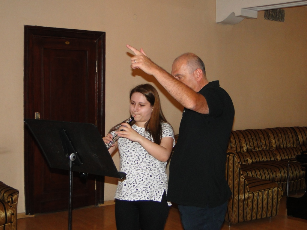 Julia Babayan and Ashot Galstyan day6